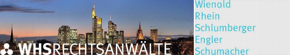 Rechtsanwälte für Baurecht & Architektenrecht Frankfurt